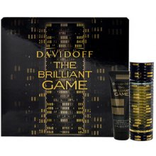 Davidoff The Brilliant Game, Edt 60ml + 75ml...