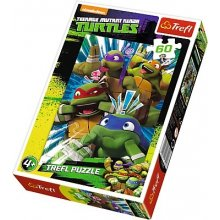 TREFL 60 elements Ninja Ninja Turtles