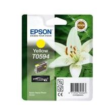 Tooner Epson tint cartridge kollane T 059 T...