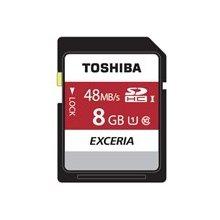 Флешка TOSHIBA SD CARD N301 8GB CLASS 10
