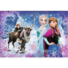 TREFL 160 elements, Frozen - Winter...