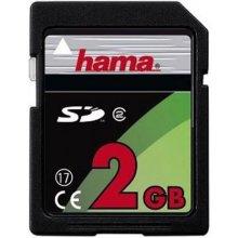 Mälukaart Hama SD Karte 2GB