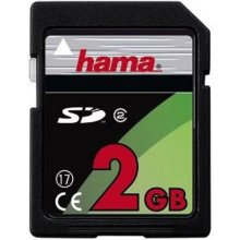 Флешка Hama SD Karte 2GB