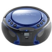 Raadio Lenco SCD-550 blue BT