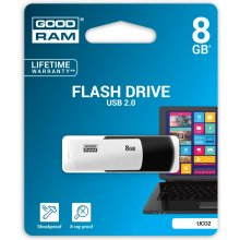 Флешка GOODRAM COLOUR BLACK&WHITE 8GB USB2.0