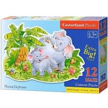 Castor 12 elements Maxi - Elephants