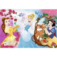 TREFL Puzzle 60 pcs - Disney Princess...