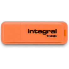 Mälukaart INTEGRAL USB Flash Drive Neon 32GB...