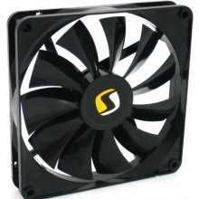 SilentiumPC чехол fan - Zephyr 140x140x25mm...