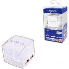 LogiLink Cube Hub белый