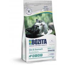 Bozita Diet & Stomach Grain Free Elk 0,4kg...