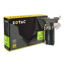 Videokaart ZOTAC GeForce GT 710, 2GB DDR3...