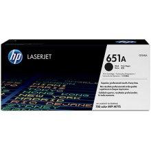 Тонер HP 651A K, Laser, HP LaserJet...