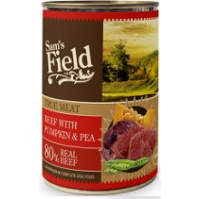 Sam's Field True Meat Beef koos Pumpkin &...
