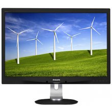 "Монитор Philips 24 "", 16:10, 5 ms, Black, •..."