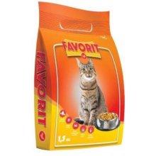FAVORIT For Cat Chicken 1.5 kg