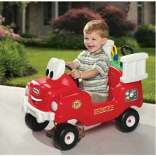 LITTLE TIKES FIRE BRIGADE Price of...