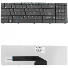 Qoltec Notebook клавиатура Asus K50, K50AB...