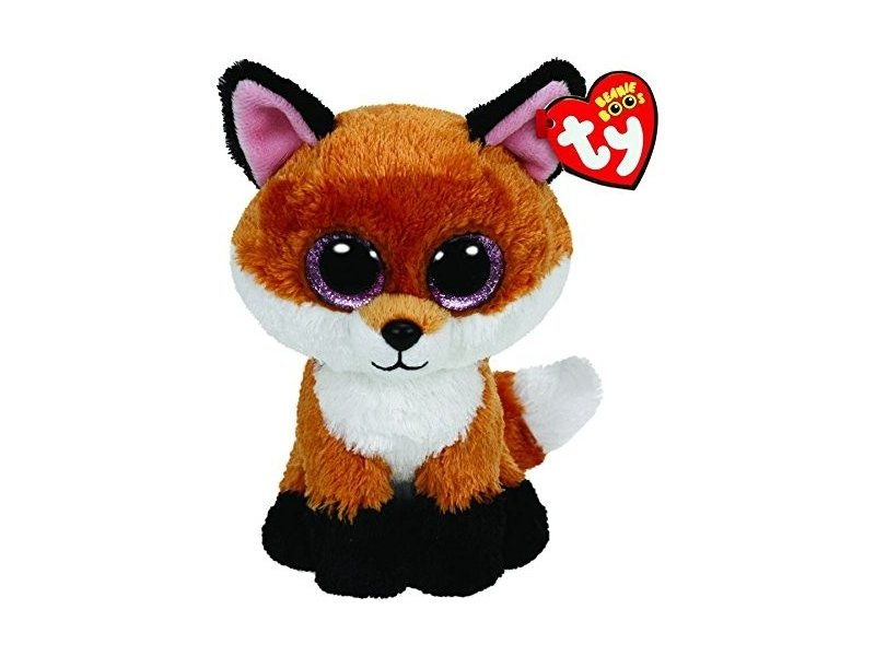 5732b9238b1 Meteor TY Beanie Boos Slick - brown fox 15 cm 36159 - OX.ee