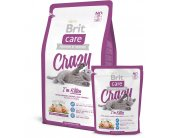 Brit Care Cat Crazy I'm Kitten 0,4kg