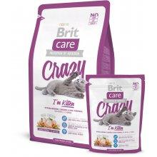 Brit Care cat Crazy I'm Kitten 0,4kg