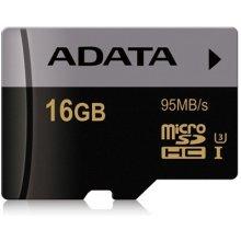 Mälukaart ADATA Premier Pro U3 16 GB...