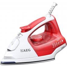 Утюг AEG DB 5210 паровой белый / красный