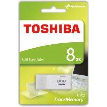 Флешка TOSHIBA 8GB U202 USB 2.0 белый