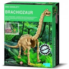 4M Brachiosaurus excavations