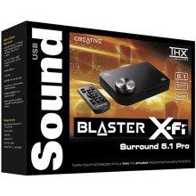 Helikaart Creative SB X-FI Surround 5.1 Pro