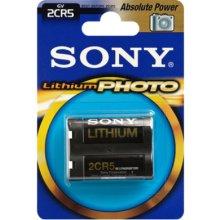 Sony литий фото-батарея CR123AB1A, литий-Ion...