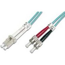 DIGITUS Fiber Optic Patch Cord, SC / SC 3m...