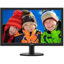 "Monitor Philips 240V5QDAB/00, 23.8"", panel..."