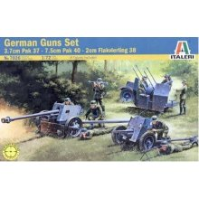 Italeri German Guns Set