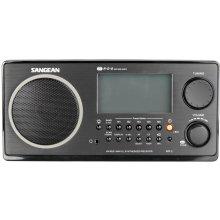 Raadio Sangean WR-2 black
