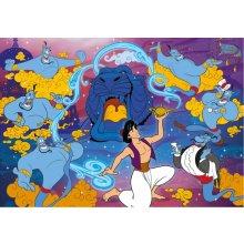 CLEMENTONI Puzzle 104 pcs Super Color -...
