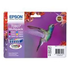 Тонер Epson Tinte Multipack 6x7 ml