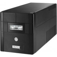ИБП DIGITUS Line Interactive UPS 1000VA 600W...
