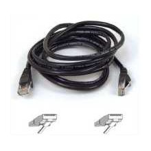 BELKIN CAT 6 network cable 1,0 m STP чёрный...