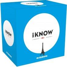 TACTIC Gra iKnow mini: w Europie