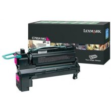 Тонер Lexmark C792A1MG Return Toner Magenta