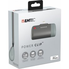 EMTEC Power Bank Clip U400 IOS (Apple)