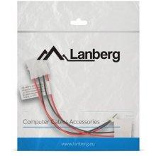 Lanberg splitter power kaabel 2HDD/3pin