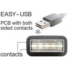 Delock kaabel EASY-USB 2.0-A male > Micro...