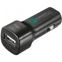 TRUST MOBILE CHARGER CAR BLACK/21064