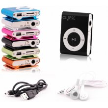4World MP3 Player, black