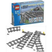 LEGO CROSSOVER CITY RAILWAY