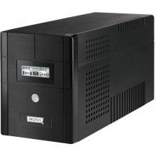 UPS DIGITUS Line Interactive 1500VA 900W LCD