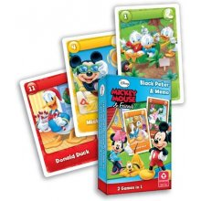 Cartamundi Game чёрный Peter Mickey