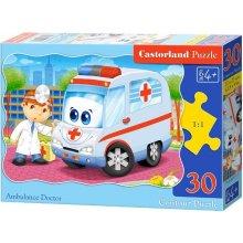 Castor 30 EL. Ambulans Doctor